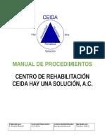Manual de Operaciónes CRAMMI a.C. 2016