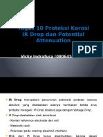 IR Drop & Current Attenuation