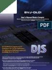 Svj-dl01 Software Manual en Fr de Nl It Es Cn