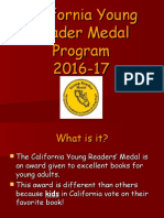California Young Reader Medal Program