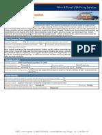 Representative Employer Profile