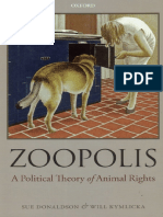 A Political Theory of Animal Rights -  Zoopolis (S. Donaldson, W. Kymlicka).pdf