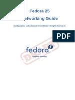 Fedora 25 Networking Guide en US