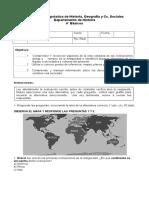 Evaluación Diagnostica Cuarto