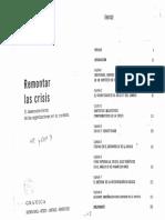 Schlemenson - Remontar La Crisis Introduccion Cap 7