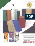 Chemprene- Hojas técnicas.pdf