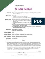 life roles rainbow ms