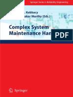 Maintenance Book Ch22 on CBM