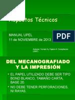 Manual Upel