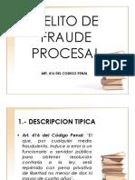 190323302 Art 416 Fraude Procesal