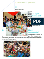 Carnaval de Cutervo