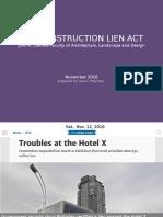 R.1 FINAL Construction Lien Act 2016-1