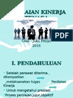 4. Penilaian Kinerja 2016
