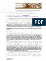 Coleção Didática de Insetos Como Ferramenta de Ensino e Pesquisa No Ifam – Campus Parintins