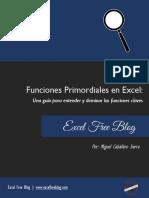 Funciones Primordiales en Excel - Miguel Caballero.pdf