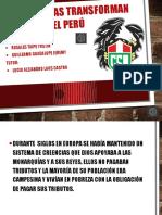 Nuevas Ideas Transforman América y El Perú