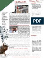 Hardecker Headlines Dec 2016