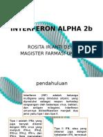 Interferon Alpha 2b