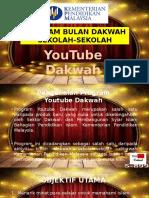 Penerangan Youtube Dakwah