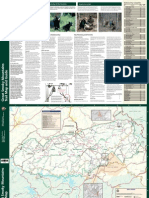 Smoky Mountains Trail Map (2010)