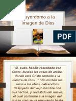 4.- Mayordomo a La Imagen de Dios