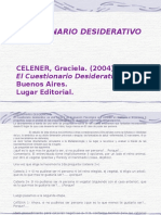 Interpretancion Desiderativo