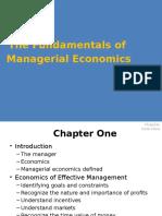ME Chapter 1 Fundamentals
