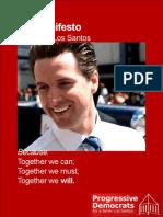 Manifesto D2 ARial