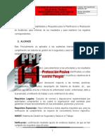 Ppf-sgsst-04-p Prcedimiento de Auditoria de Cumplimiento Del Sg-sst