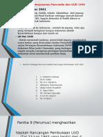 A2 Kronologis Penyusunan Pancasila Dan UUD 1945