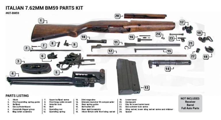 Kit Bm59 Diagram