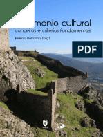 BARRANHA Helena_Patrimonio Cultural