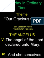 3rd Sunday in Ordinary Time Jan 26, 2014 (2)