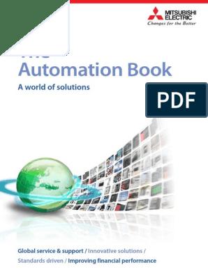 MITSUBISHI+Katalog | Programmable Logic Controller | Automation