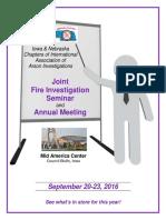 2016 IAAI Iowa-Nebraska Seminar Brochure