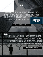 53 Industry Experts Share Their Best Selling Tips