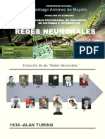 Trabajo - Redes Neuronales