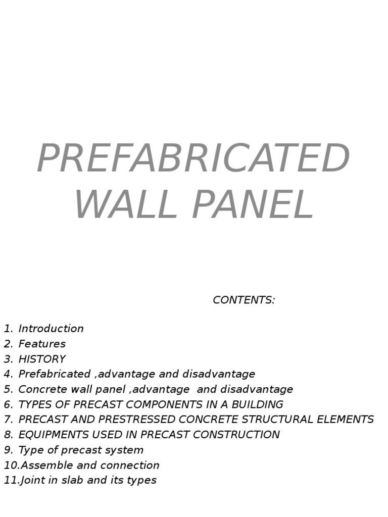 prefabricatedwallpanel-160514052833 | Precast Concrete