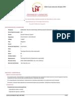Instrumentacion y Automatizacion