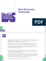 Real Business Challenge