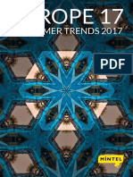 Mintel - European Consumer Trends 2017
