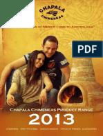 Chapala Brochure 2013