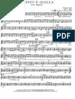 Questa e Quella Verdi quintet brass