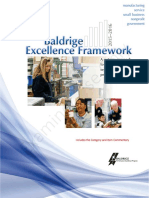 2015 2016 Baldrige Excellence Framework B NP Examiner Use Only