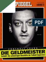 Der Spiegel - 3 Dezember 2016