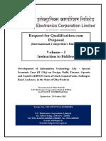 IT City Lucknow RFP Vol 1 29.10.13