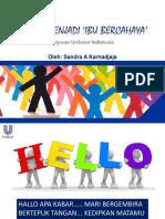 Seminar Motivasi Ibu Bercahaya Unilever - SAK 140313