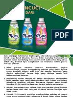 Tips Mencuci Dari Unilever