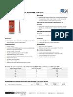 Catalogo de chumbadores Borgh Brasil BCM-Max-PT