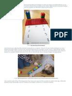Ideas Para Trabajar Con Lego en El Aula de Mates 1
